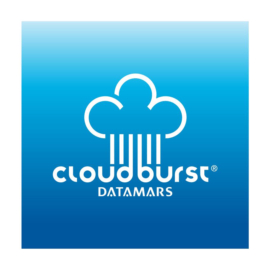CloudBurst logo design by logo designer Fogra Design