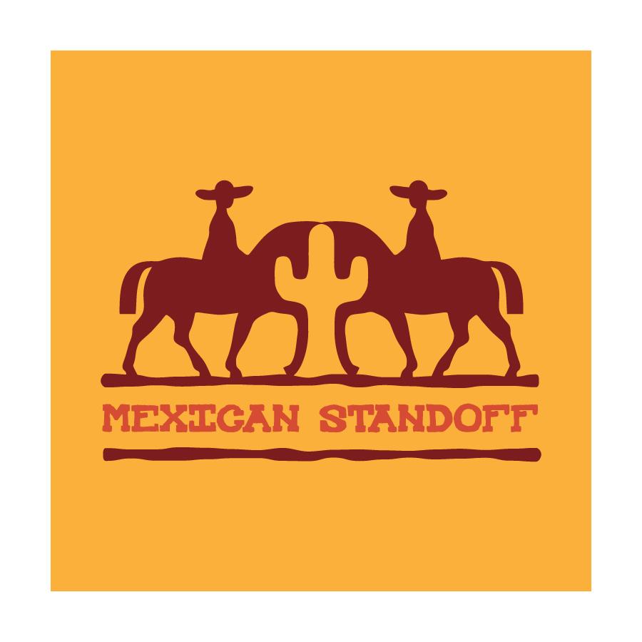 Mexican_Standoff logo design by logo designer Fogra Design