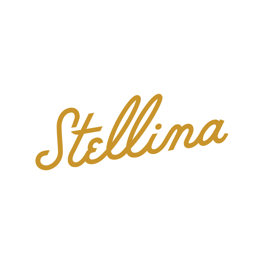 Stellina Pizza Cafe Wordmark