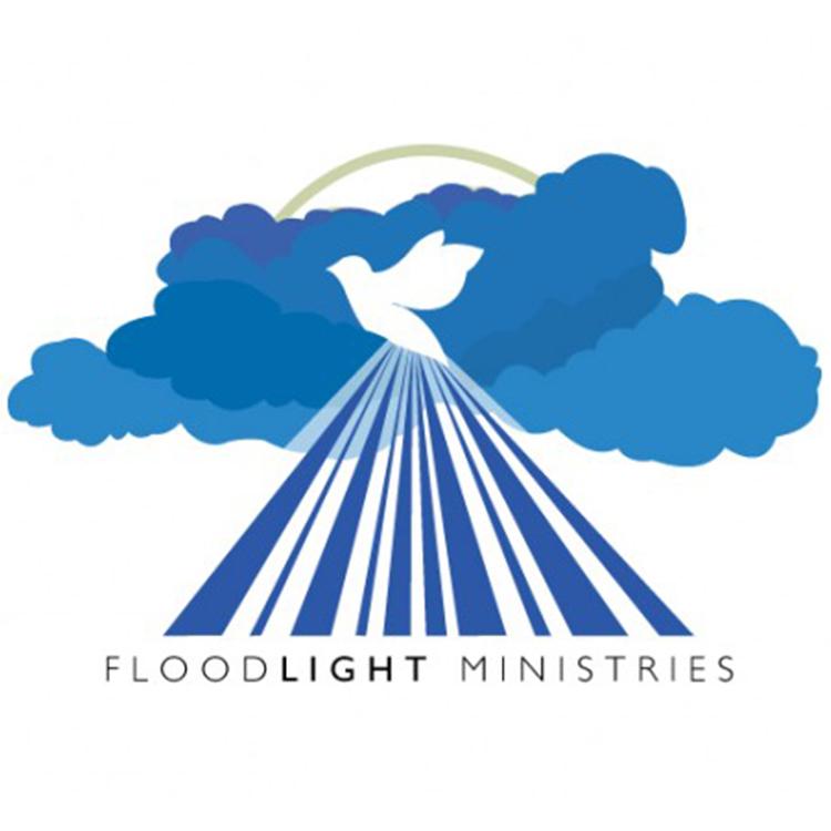 Floodlight Ministries logo design by logo designer JJ Lee Design for your inspiration and for the worlds largest logo competition
