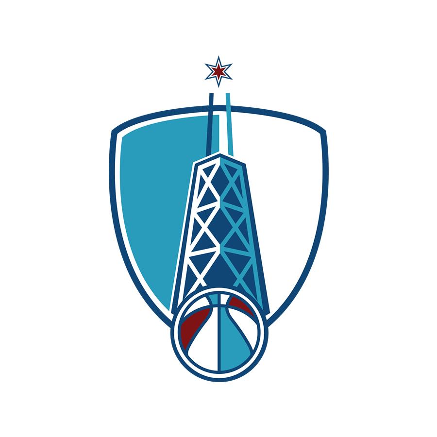 Chicago Stars logo design by logo designer JJ Lee Design for your inspiration and for the worlds largest logo competition