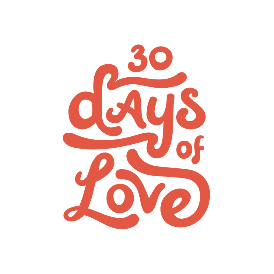 30 days of love_2019