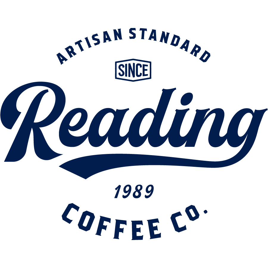 Reading Coffee Logo