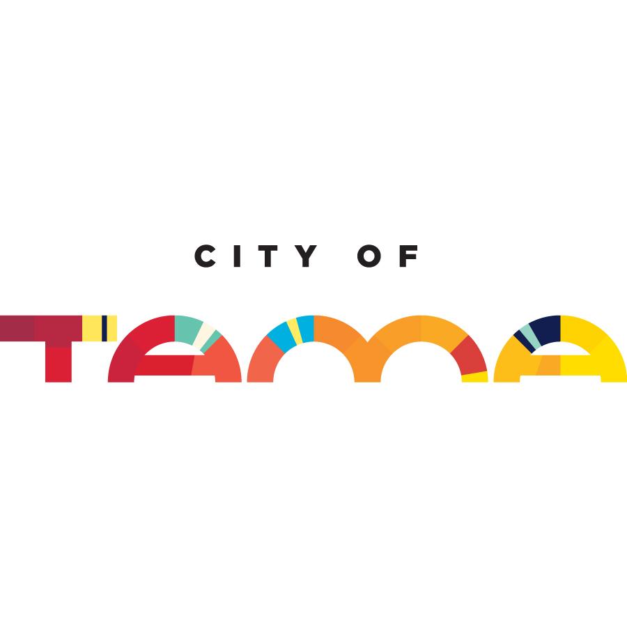 City of Tama Logo