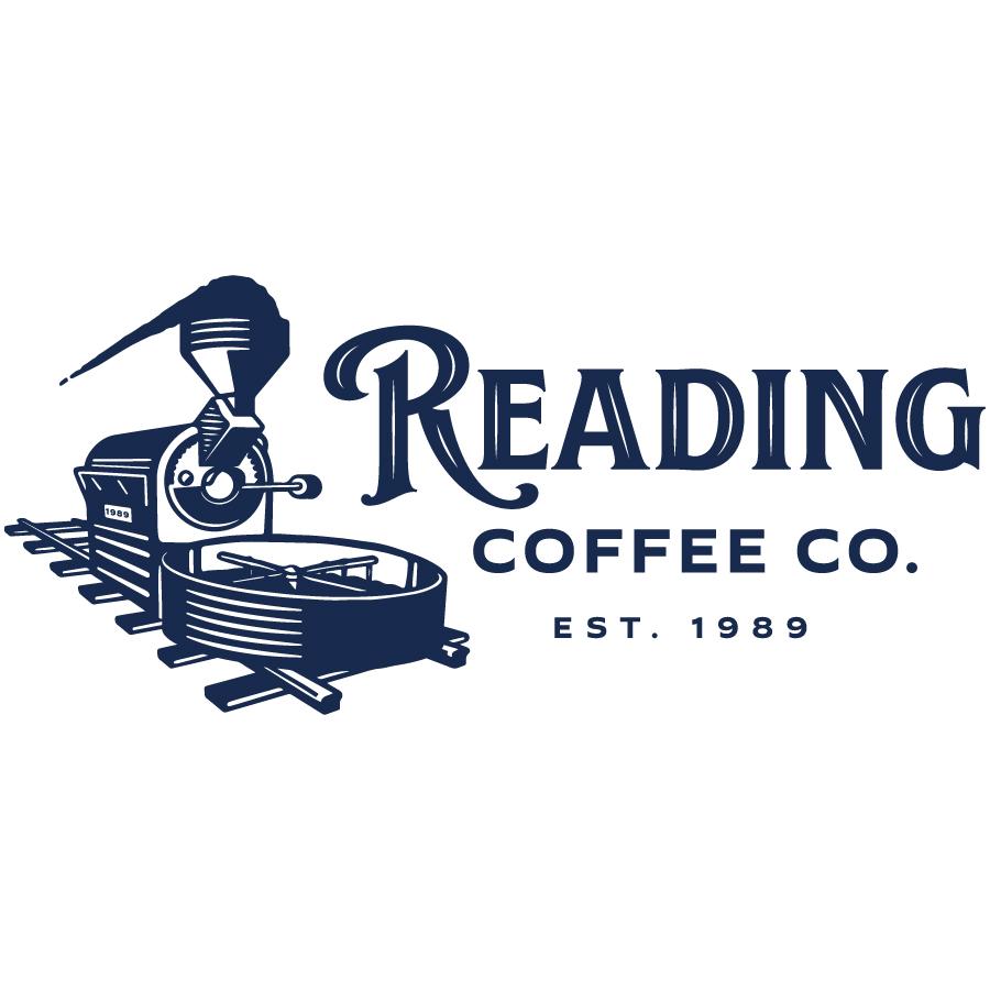 Reading Coffee Co. Logo Horizontal