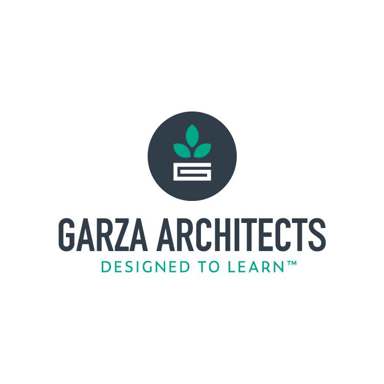 Garza Architects Logo Alternate II