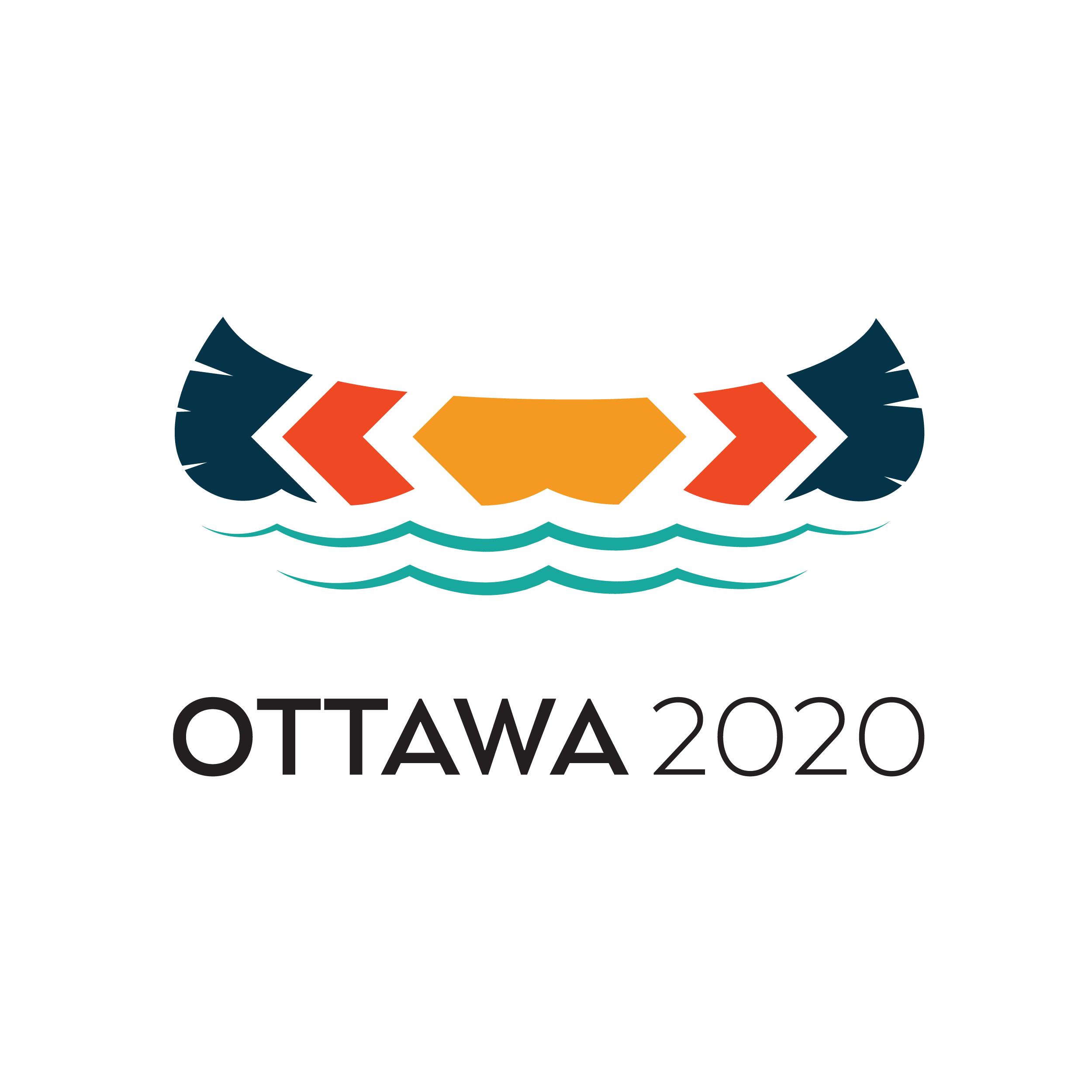 Ottawa 2020  logo design by logo designer Jensen Group
