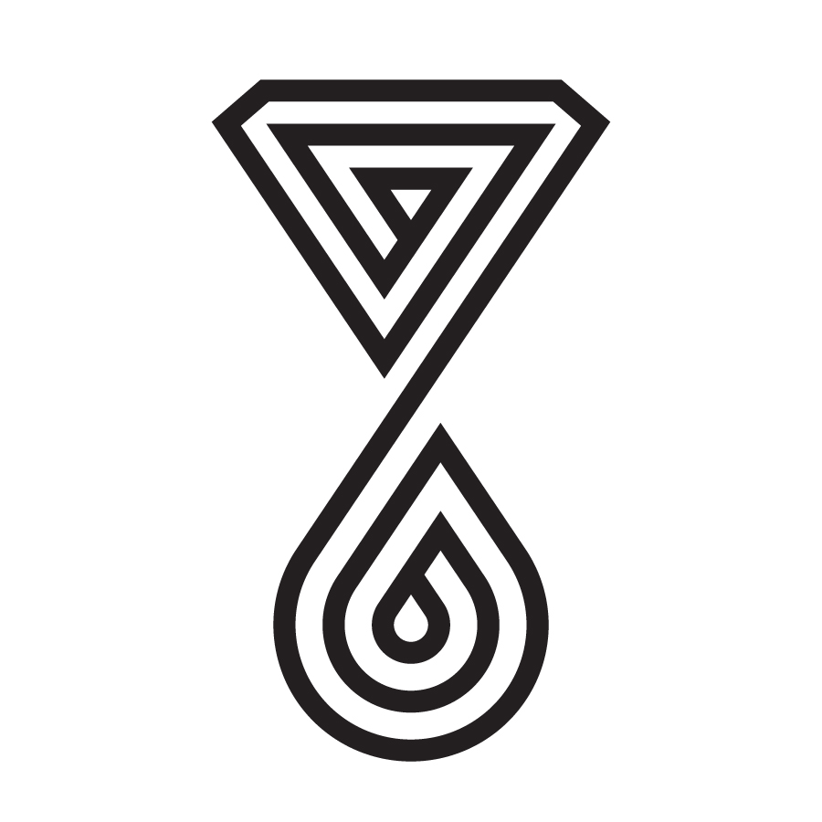 Diamonds Direct - pure logo design by logo designer Luka Balic