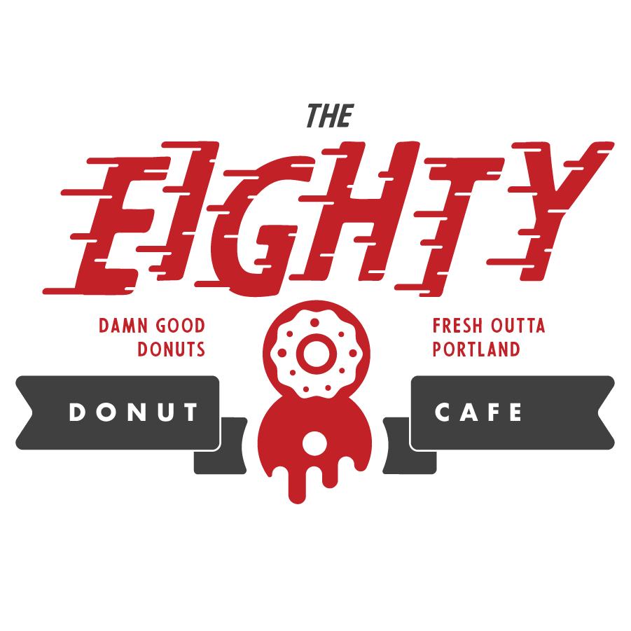 The Eighty8 Donut Cafe Rat Rod Brand