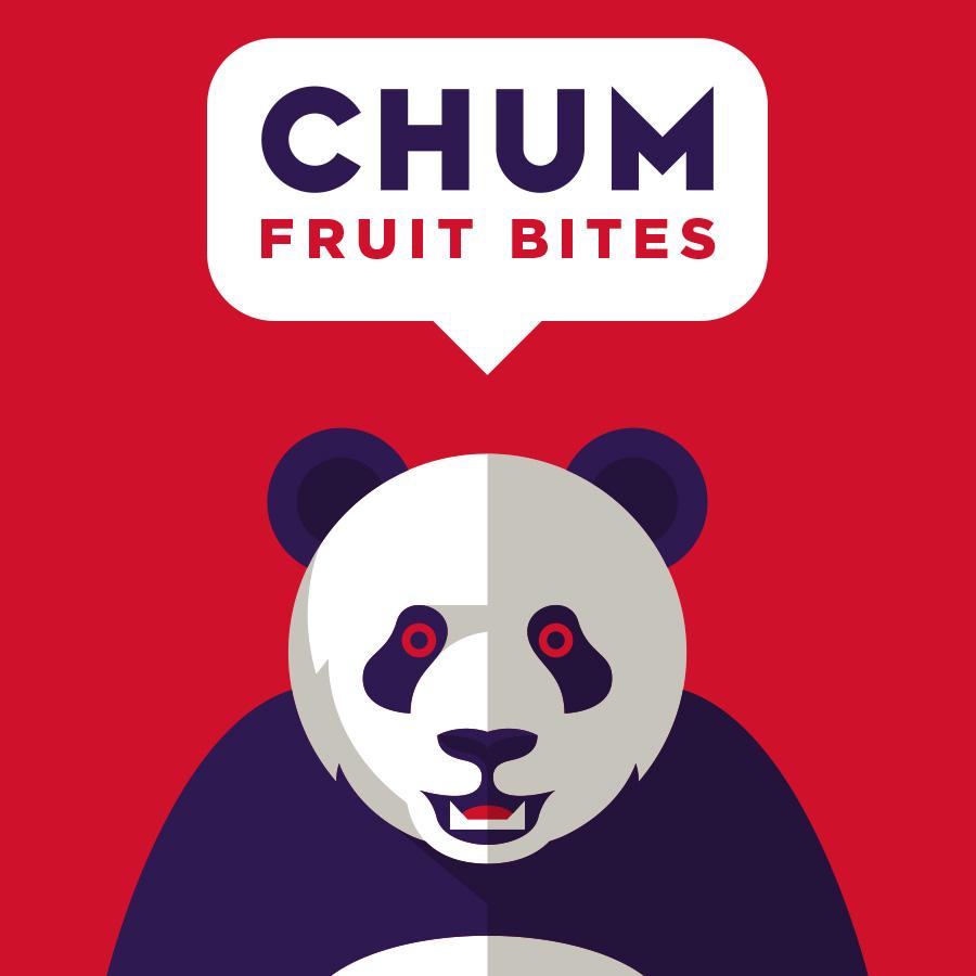 CHUM logo design by logo designer Simon Frouws