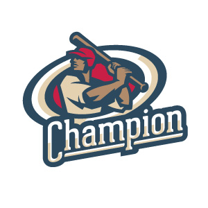 Champion 1 logo design by logo designer Fraser Davidson for your inspiration and for the worlds largest logo competition