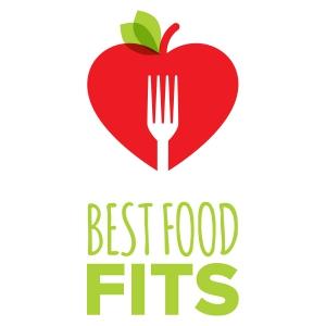 Best Food FITS Logo