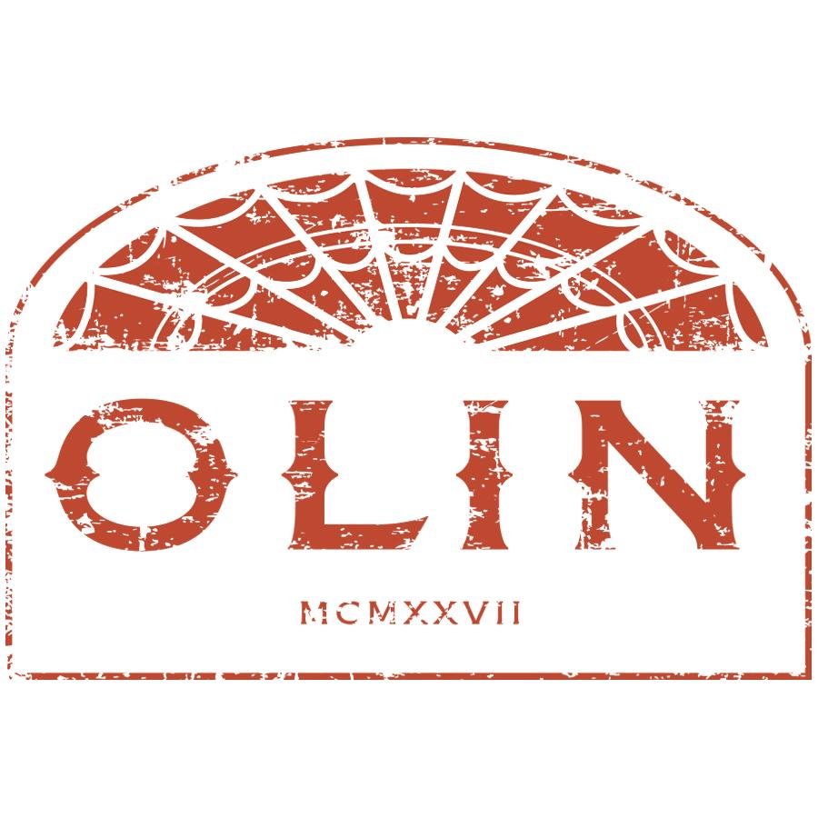Olin Mansion logo design by logo designer Blackdog Creative