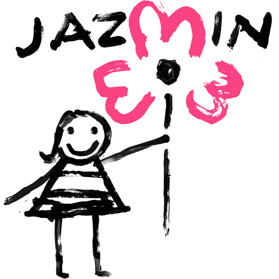 Jazmin Coffee logo design by logo designer Blackdog Creative