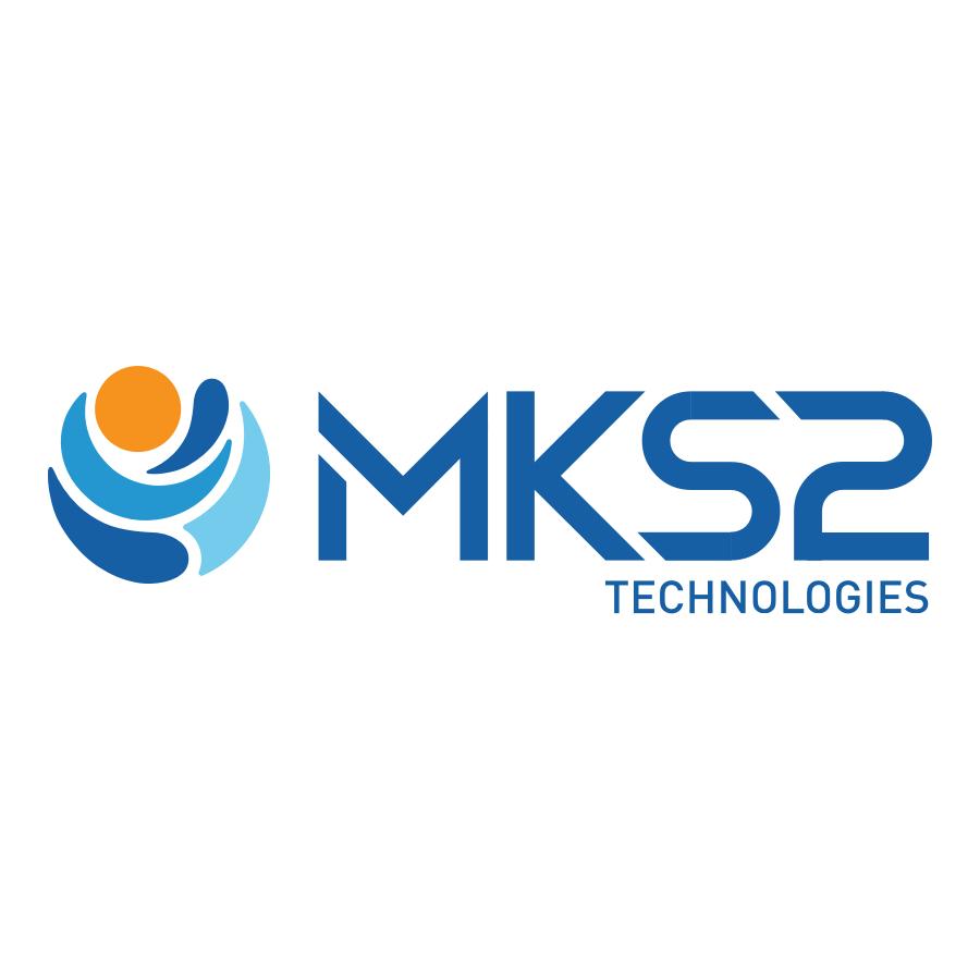 MKS2 logo design by logo designer Rocksauce Studios
