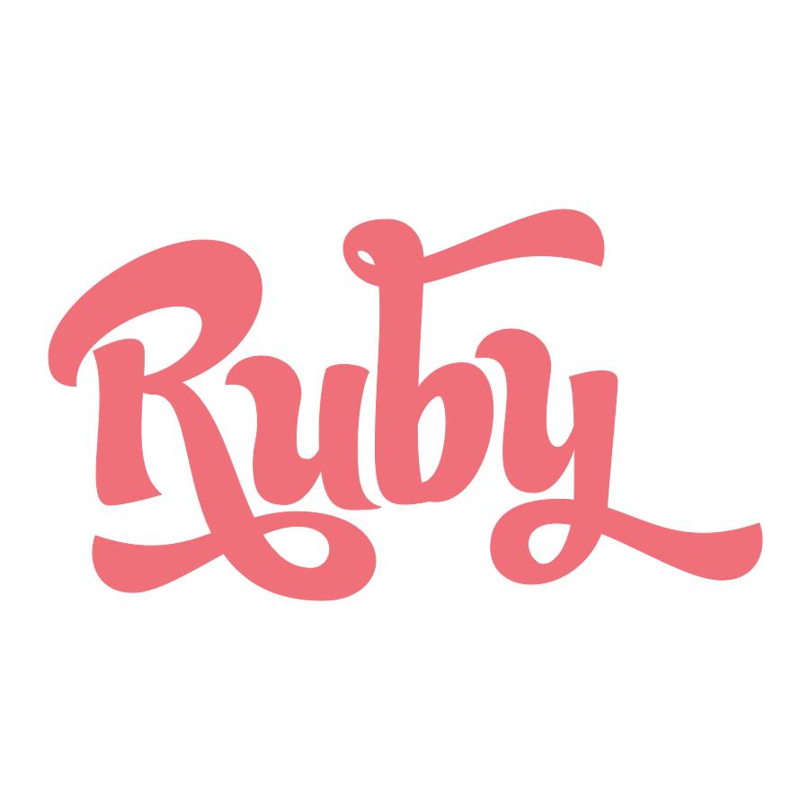 Ruby logo design by logo designer Rocksauce Studios