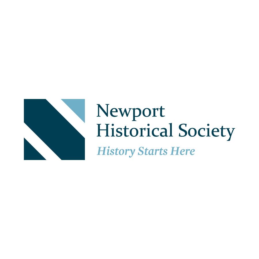 Newport Historical Society (Horizontal with tag)