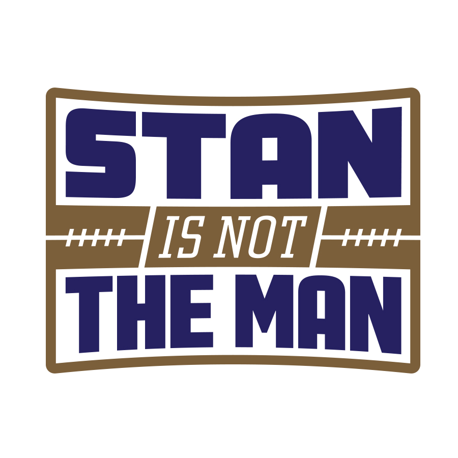 Stan is not the man