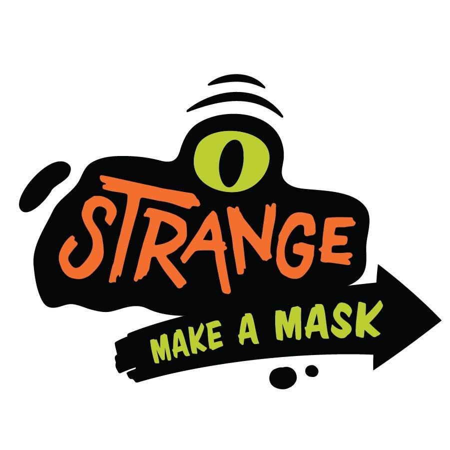 Strange Donuts - Make a Mask