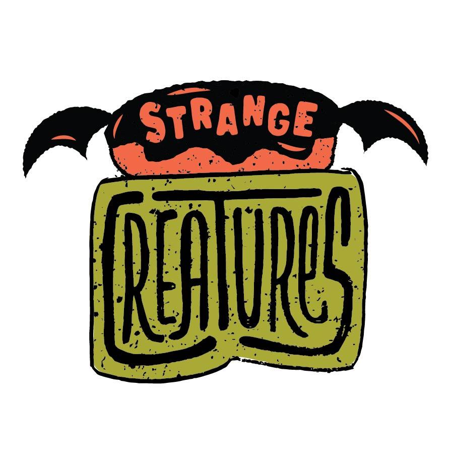 Strange Donuts -Strange Creatures