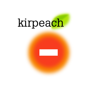 kirpeach / no sanctions