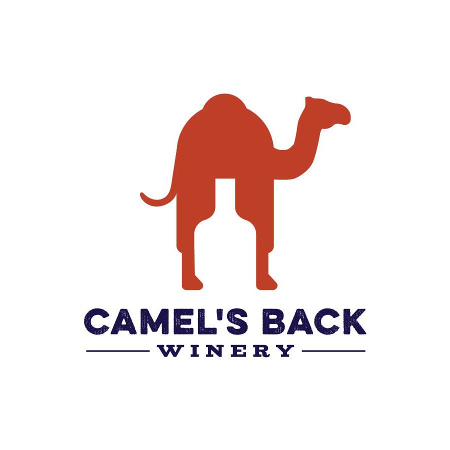 Camel's Back Winery logo design by logo designer Shanthony Exum Art & Design