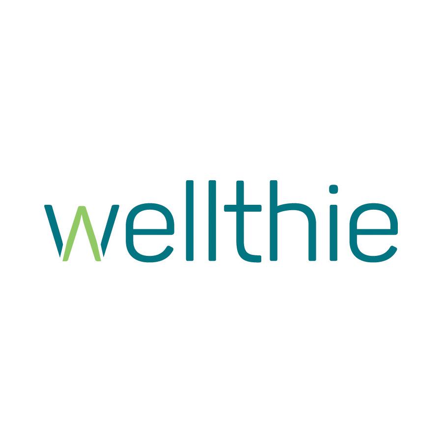 Wellthie logo design by logo designer Shanthony Exum Art & Design