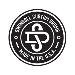Swindoll Drums Badge