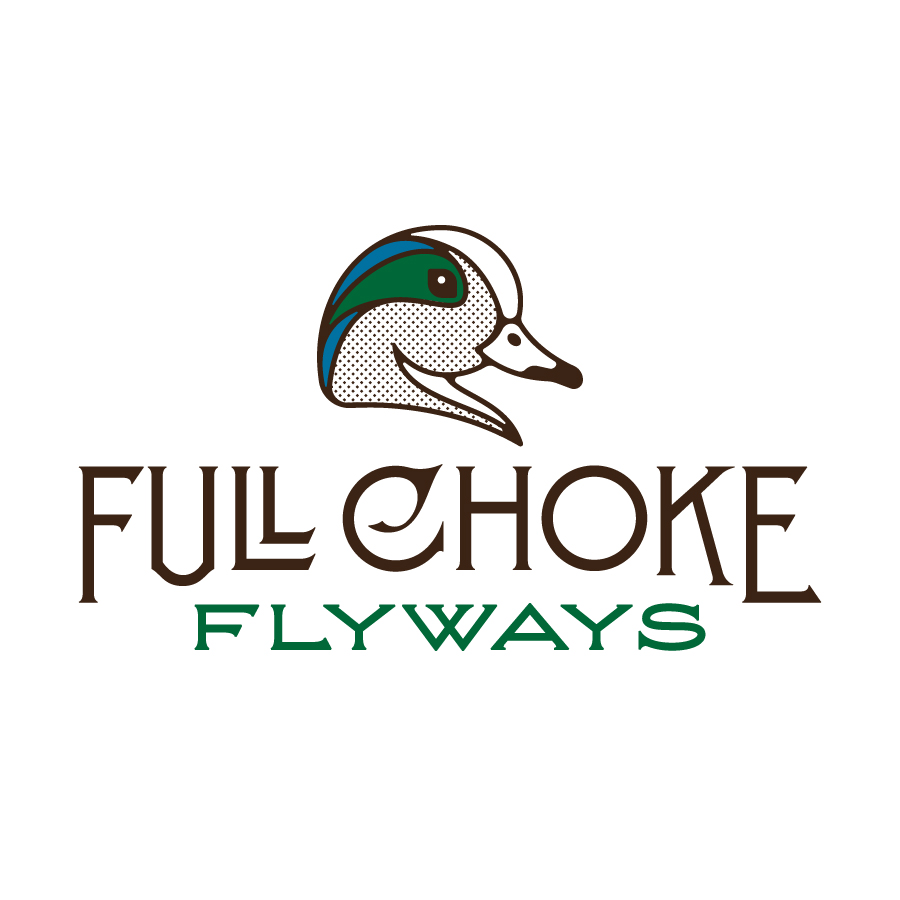 Full Choke Flyways Identity