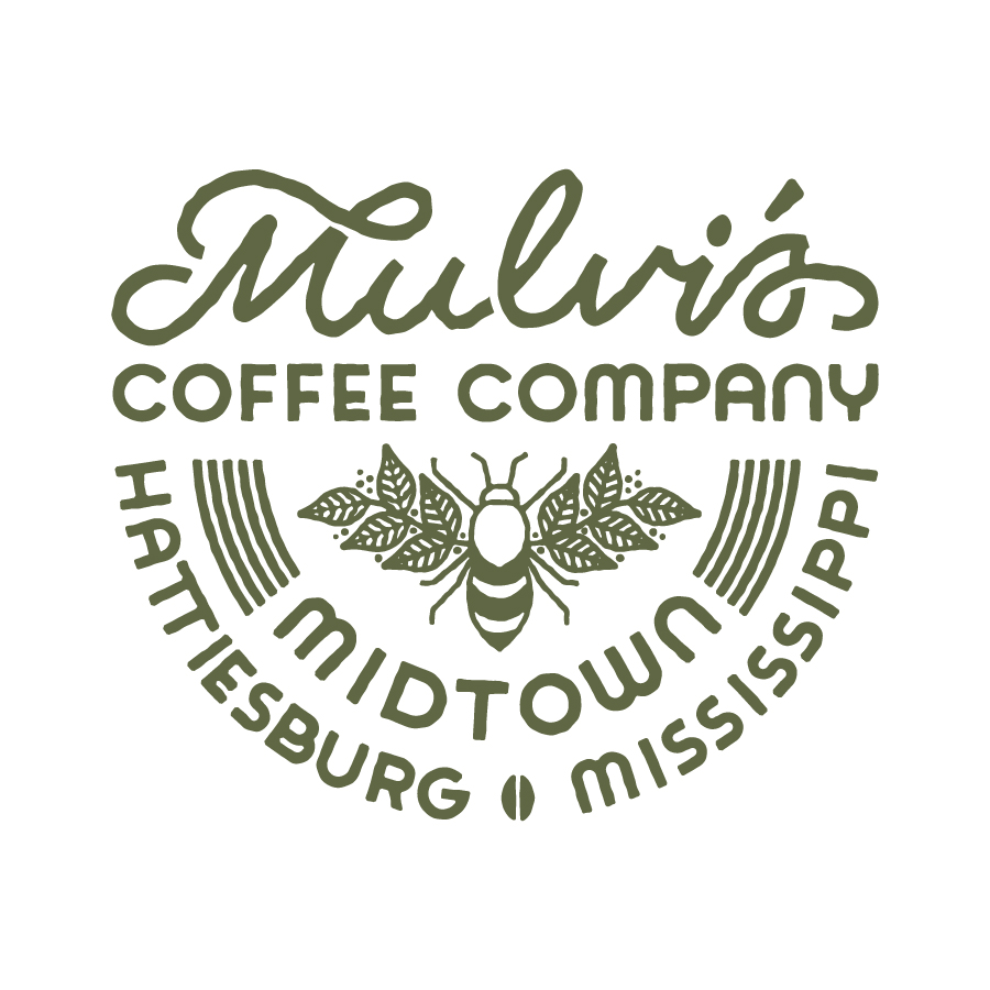 Mulvi's Coffee Co. Identity
