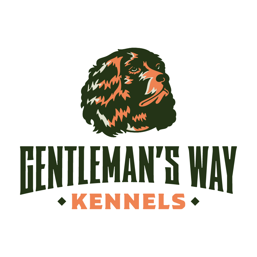 Gentleman's Way Kennels Identity