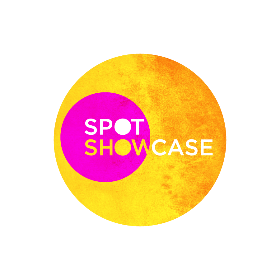 spot logo design by logo designer Brian Nutt