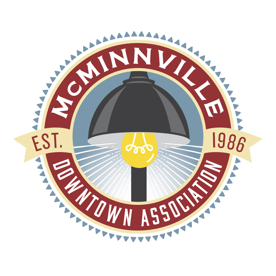 McMinnville Downtown Association Rebrand
