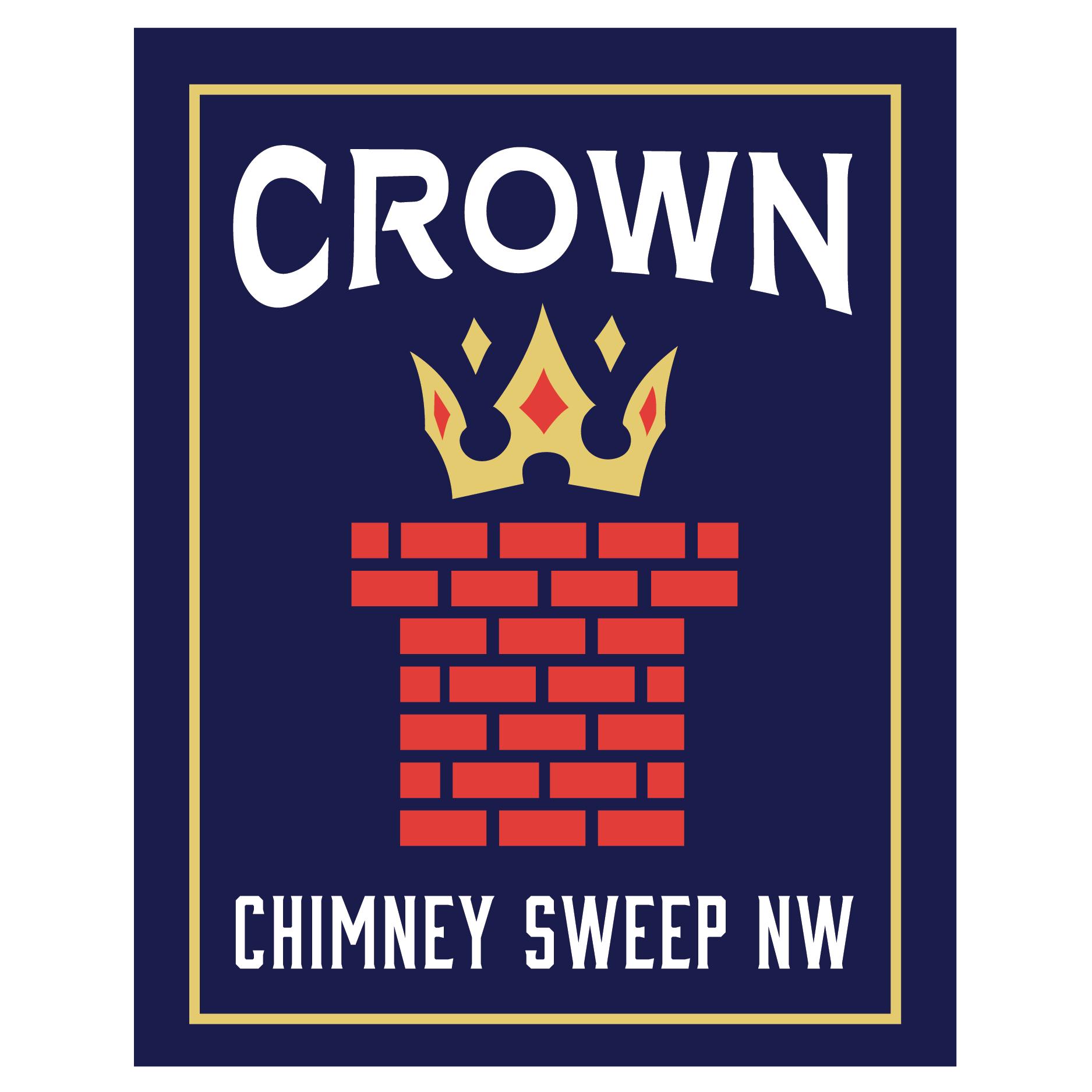 Crown Chimney Identity