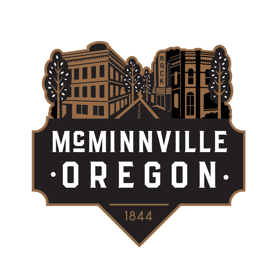 McMinnvilleOregonApparel_NectarGraphics logo design by logo designer Nectar Graphics for your inspiration and for the worlds largest logo competition