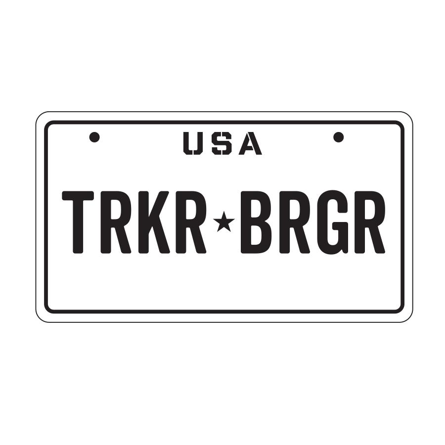 Trucker Burger - Secondary Mark