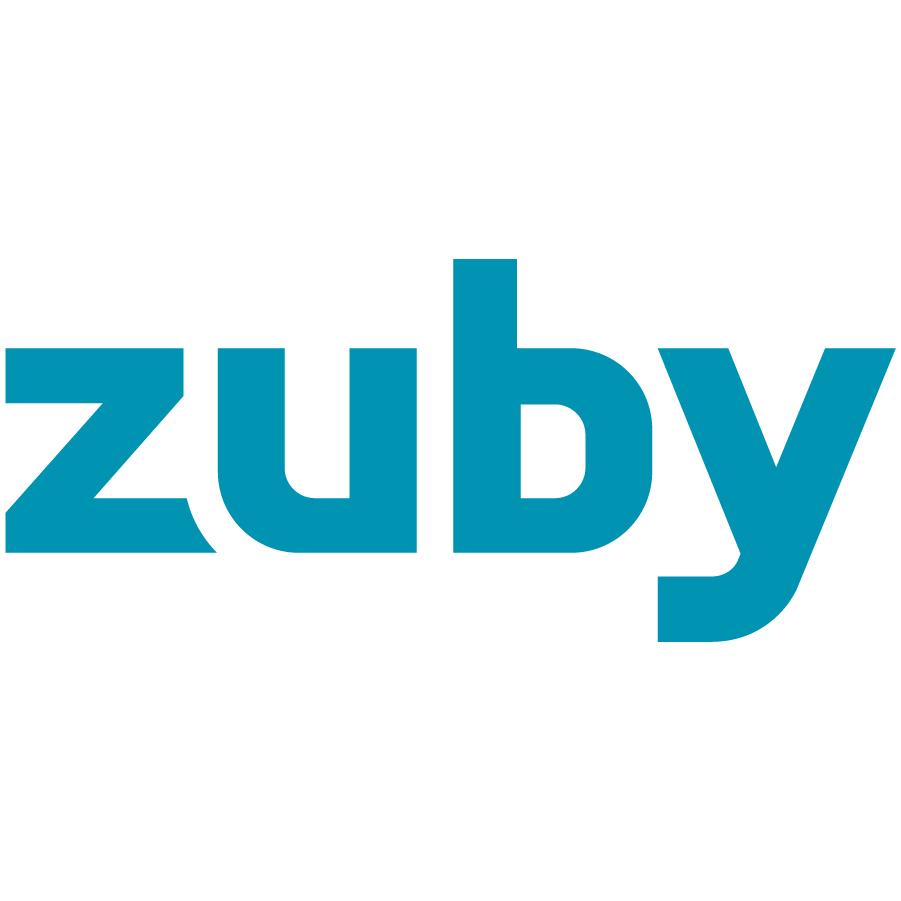 Zuby logo design by logo designer Simply Joy Studio
