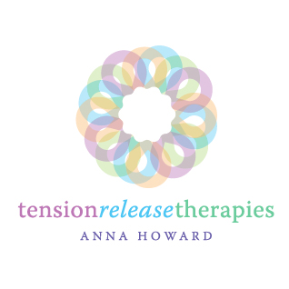Tension Release Therapies logo design by logo designer Shadia Design for your inspiration and for the worlds largest logo competition