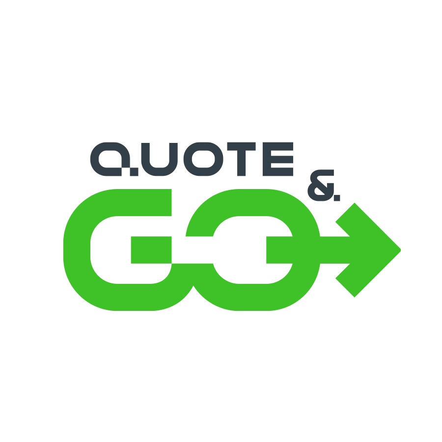 Quote&Go logo design by logo designer KOSMA Design Studio