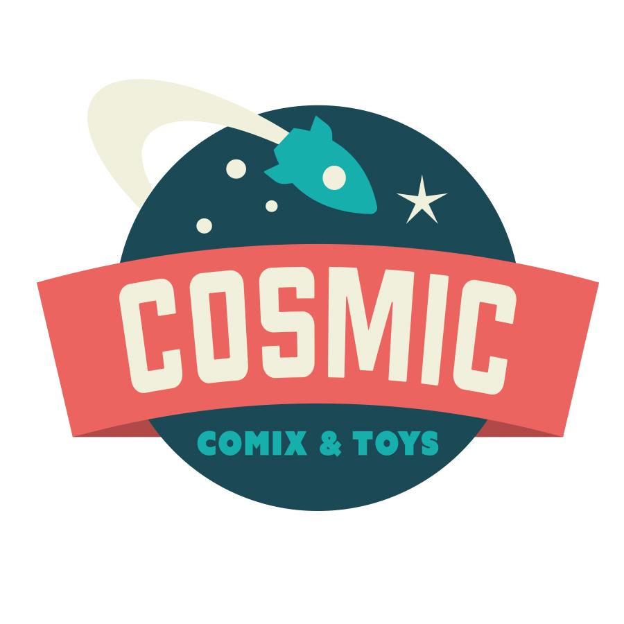 Cosmic Comix Toys