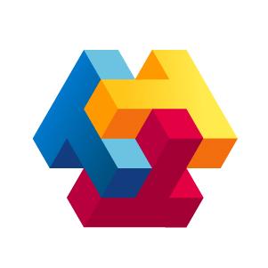 T logo design by logo designer 1 or Billion design