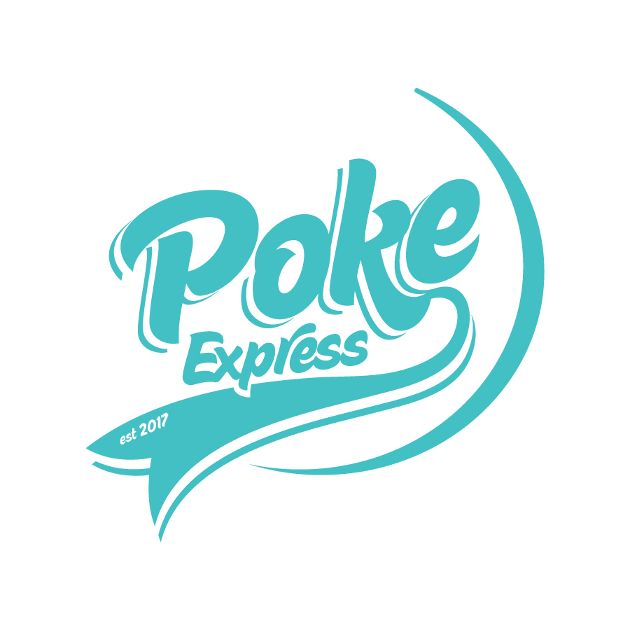 Poke Express  logo design by logo designer ZERO11 for your inspiration and for the worlds largest logo competition