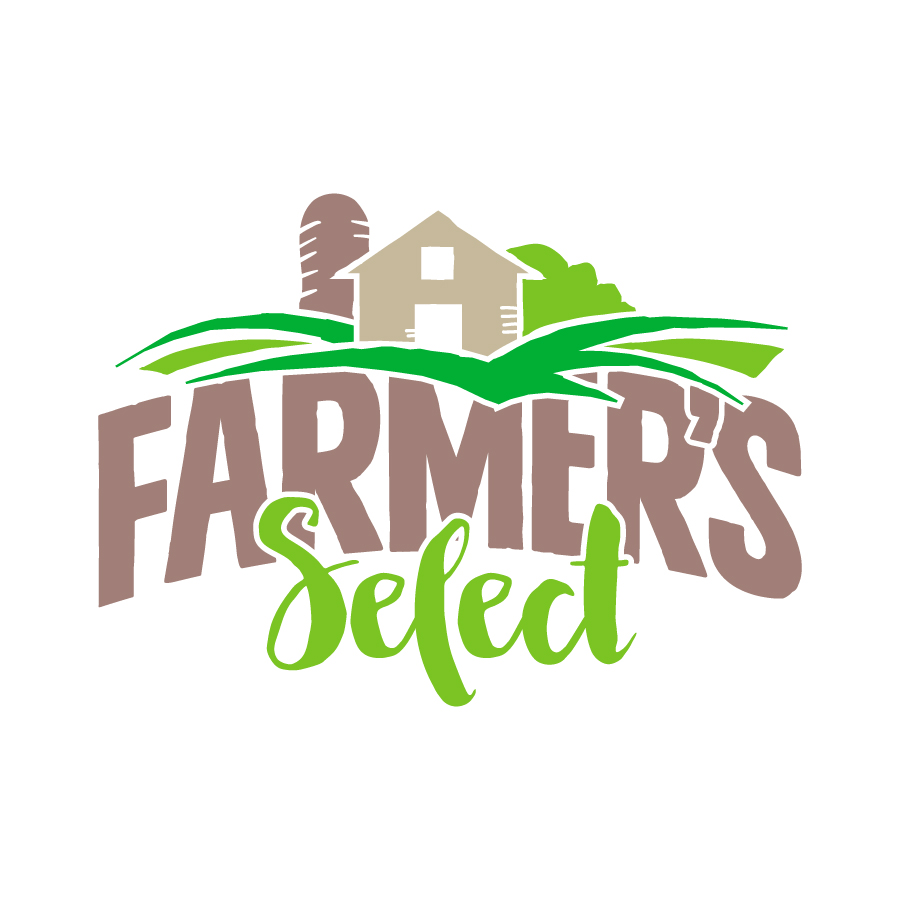 Farmers Select logo design by logo designer ZERO11 for your inspiration and for the worlds largest logo competition