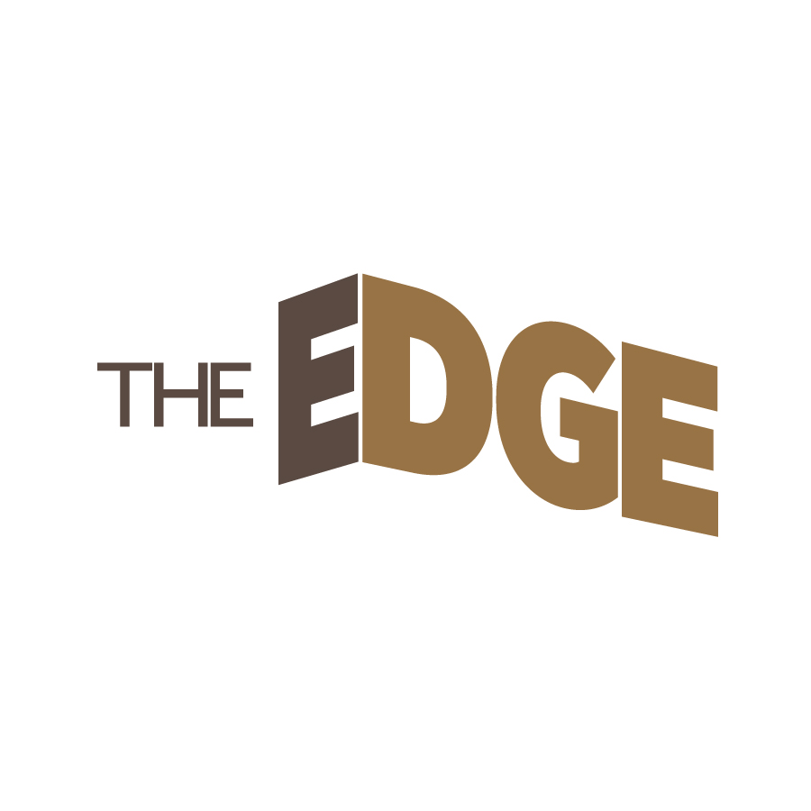 The Edge logo design by logo designer ZERO11 for your inspiration and for the worlds largest logo competition
