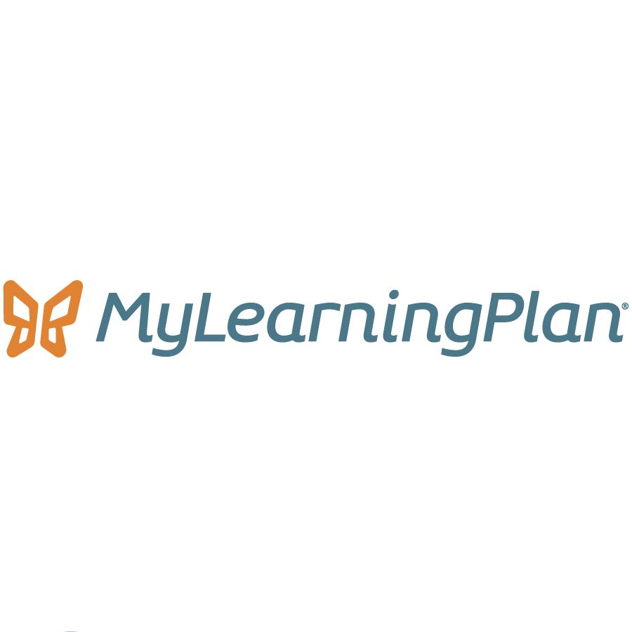 MyLearningPlan Logo logo design by logo designer Frontline Education