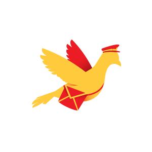 pigeon mail