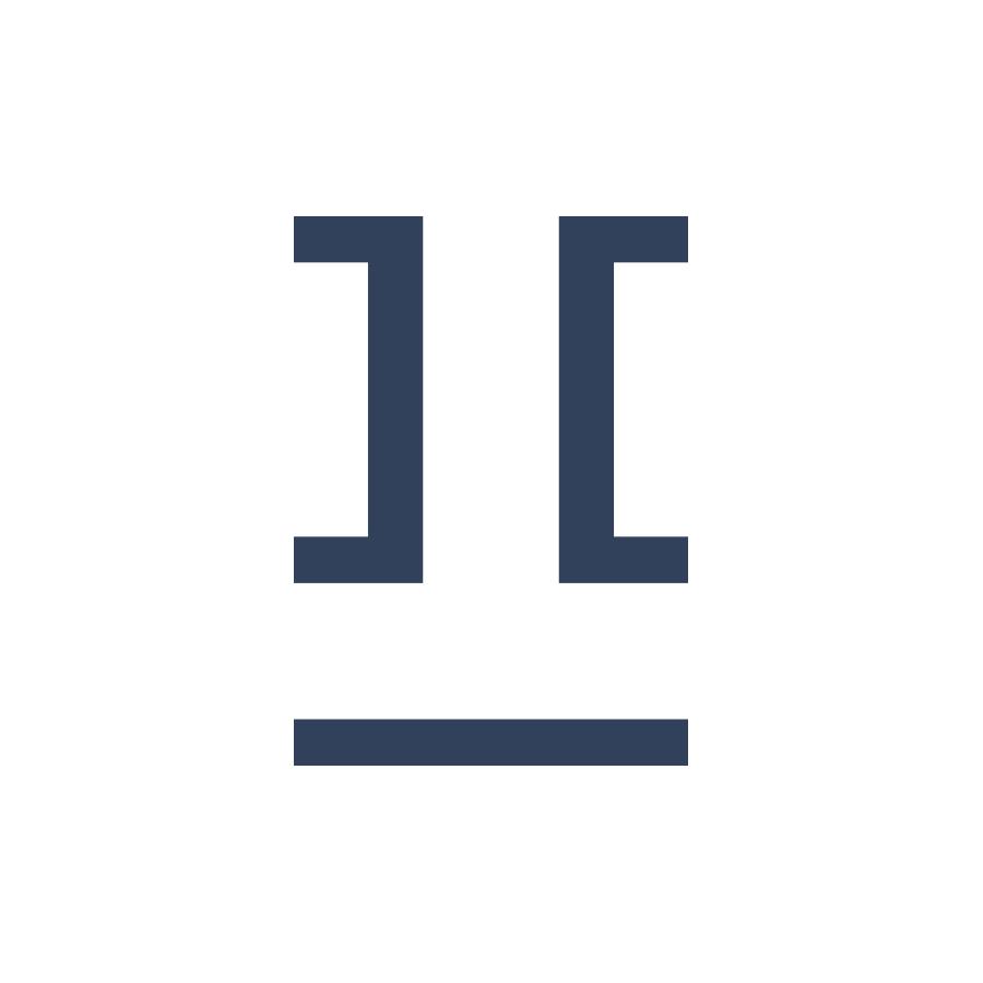 Hybrid Content logo design by logo designer Marguerite Lutton Design