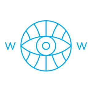 WOW logo design by logo designer Denys Kotliarov