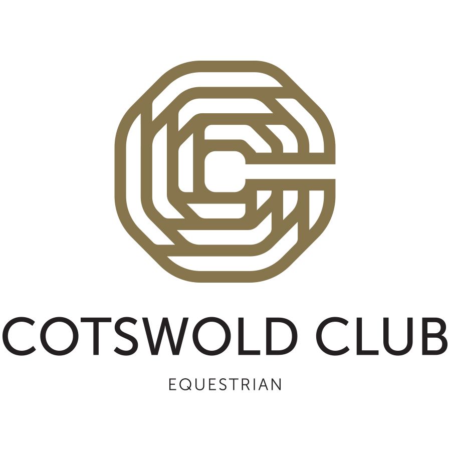 Cotswold Club Equestrian Logo Concept