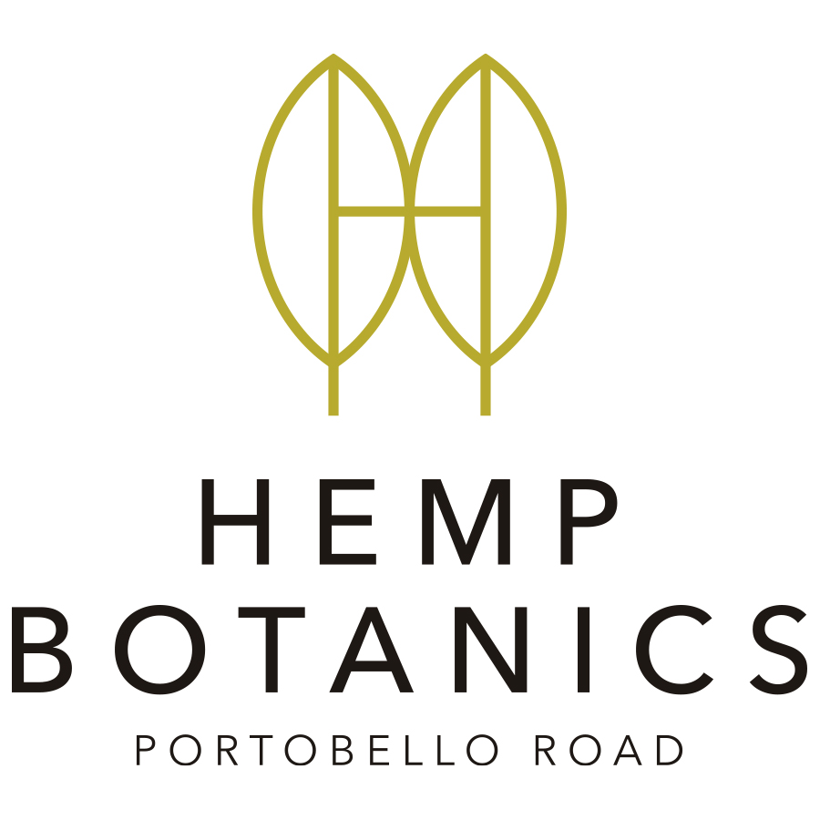Hemp Botanics Logo Concept